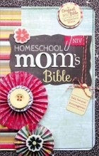 Homeschool Mom's NIV Bible cover