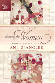 The One Year Devotions for Women cover