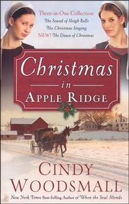 Christmas in Apple Ridge cover
