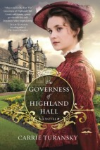 Governess of Highland Hall cover