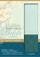 niv real life devotional Bible cover