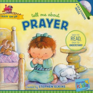 Tell Me About Prayer cover