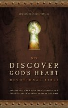 discover God's heart Bible cover