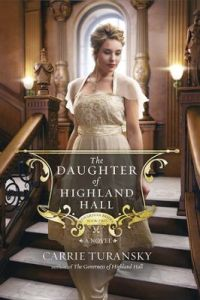 the daughter of Highland Hall cover