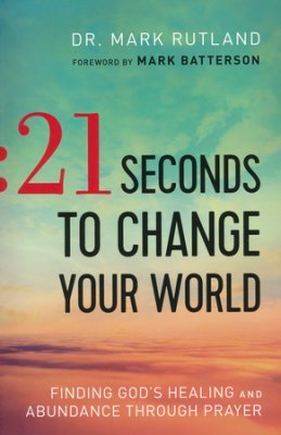 21 Seconds to Change Your Word cover