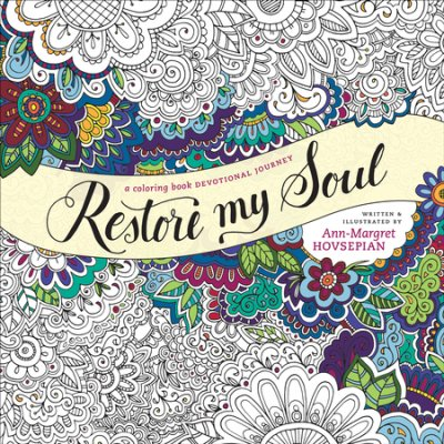Restore My Soul cover