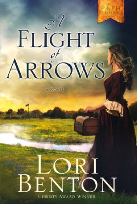 a flight of arrows cover