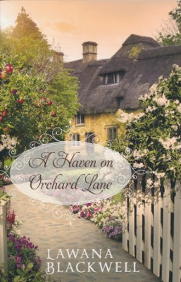 A Haven on Orchard Lane cover