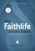 NIV Faithlife Study Bible cover