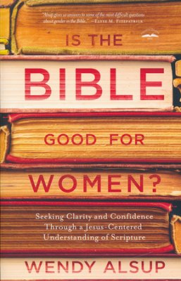 is the Bible good for women cover