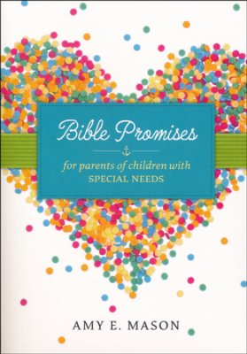 Bible promises for parents of children with special needs cover