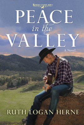 peace in the valley cover