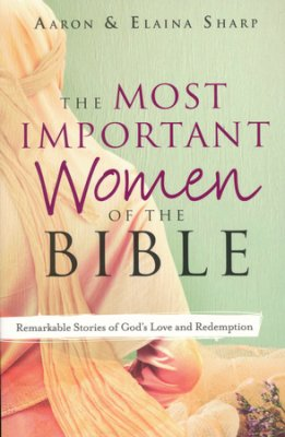 the most important women of the Bible cover