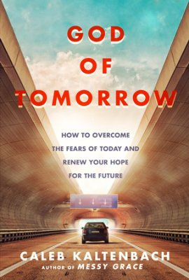 God of Tomorrow cover