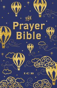 The Prayer Bible cover