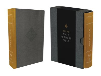NKJV Cloth over board Bible