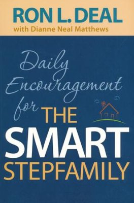 Daily Encouragement for the Smart Stepfamily cover
