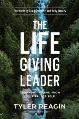 Life-giving Leader cover