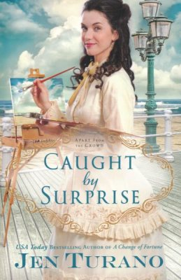 Caught by Surprise cover