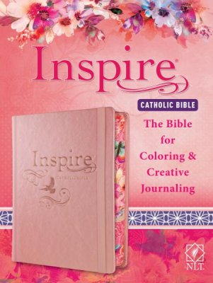 Inspire Catholic Bible cover